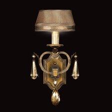 Golden Aura 1-Light Wall Sconce