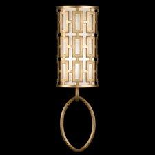 Allegretto Gold 1-Light Wall Sconce