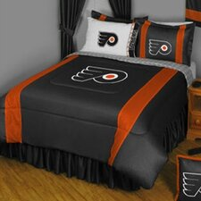 NHL Philadelphia Flyers Sidelines Comforter