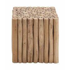 Square Shaped New Wooden Klaten Stool