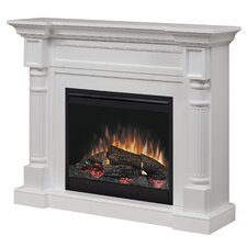 """Winston 52"""" TV Stand with Electric Fireplace"""