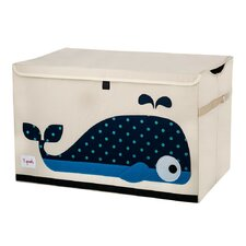 Whale Toy Chest by 3 Sprouts