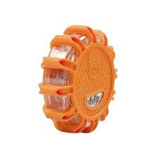 15-Light Flare Roadside Emergency Disc Flashlight