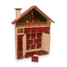 Winter Hut Advent Calendar