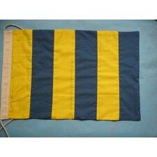 Letter G Cloth Nautical Alphabet Flag Wall Décor