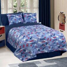 Soccer Locker Comforter Collection