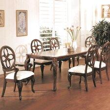 Cassandra 7 Piece Dining Set by Wildon Home