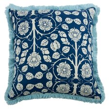 "Liberty 22"" Linen Throw Pillow"