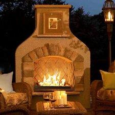 Sonoma Surround Gas Fireplace