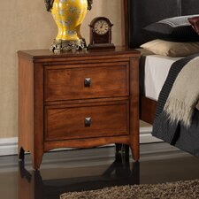 Beale 2 Drawer Nightstand by Darby Home Co
