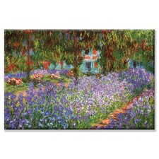 'Luncheon on the Grass' by Claude Monet Painting Print on Canvas