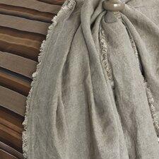 La Posada Rustic Linen Throw