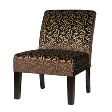 Castano Accent Slipper Chair by Cortesi Home