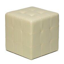 Braque Cube Ottoman by Cortesi Home