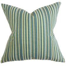 Dafydd Stripes Throw Pillow