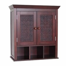 """Cane 22.5"""" W x 24"""" H Wall Mounted Cabinet"""