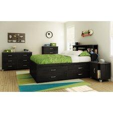Lazer Full Platform Customizable Bedroom