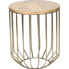 Tapered Base End Table by Knox & Harrison