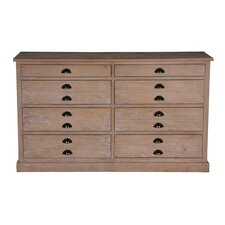 Boston 8 Drawer Media Chest by August Grove