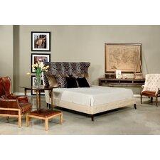Maubrook King Panel Bed by Sarreid Ltd