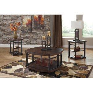 Mckenzie 3 Piece Coffee Table Set by Trent Austin Design