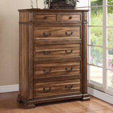 Legrand 6 Drawer Chest by Darby Home Co