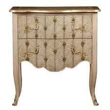 Parc Saint-Germain 2 Drawer Commode/Chest by French Heritage