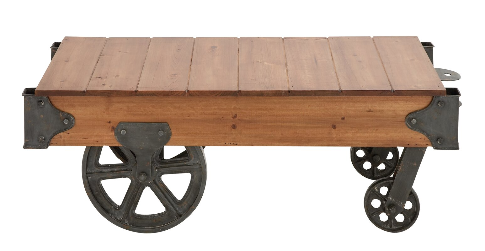 Railroad cart coffee table images coffee table design ideas utility cart coffee table find best seller coffee table wood and metal coffee table cart geotapseo geotapseo Gallery