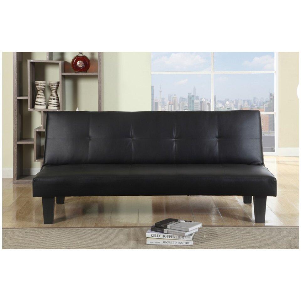 home haus 2 sitzer schlafsofa clic clac bewertungen. Black Bedroom Furniture Sets. Home Design Ideas
