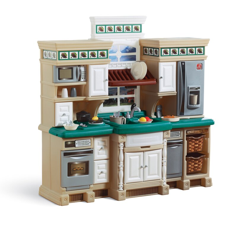 lifestyle deluxe kitchen set. Interior Design Ideas. Home Design Ideas