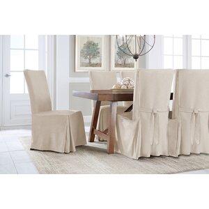Dining Chair Regular Slipcover (Set of 2) by Serta