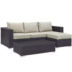 sunbrella patio furniture you'll love | wayfair
