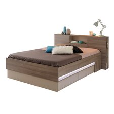 Satty Full/Double Storage Platform Bed by Parisot