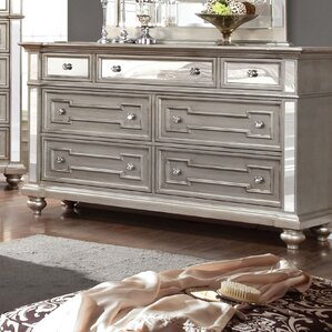 Arnold 7 Drawer Standard Dresser