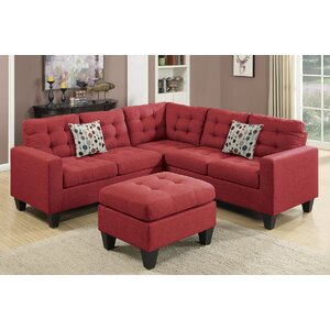 Pawnee Modular Sectional by Andover Mills