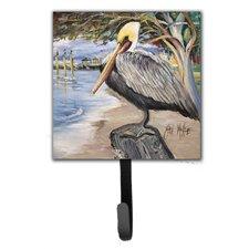 Pelican Bay Leash Holder and Wall Hook by Caroline's Treasures