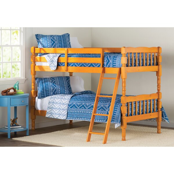 wildon home seattle twin bunk bed reviews wayfair - Bed Frames Seattle