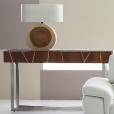 Shadow Console Table by Bellini Modern Living