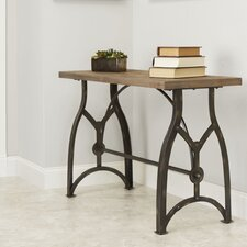 Winona Industrial Console Table by 17 Stories