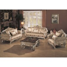 Victory Coffee Table Set by Wildon Home