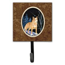 Starry Night Australian Cattle Dog Leash Holder and Wall Hook by Caroline's Treasures