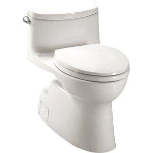 Carolina II High Efficiency 1.28 GPF Elongated One-Piece Toilet Toto