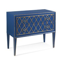 Rosenbloom 2 Drawer Hall Chest by Willa Arlo Interiors