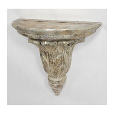 Leaves Corbel Accent Shelf (Set of 2) by Heather Ann Creations