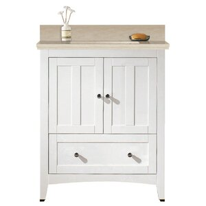 Artic Modern 31 Single Bathroom Vanity Set Longshore Tides