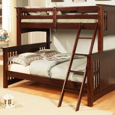 Twin over Full Bunk Bed by Williams Import Co.