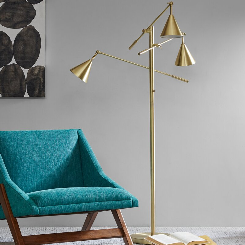 Best Modern Floor Lamps, Sullivan Tree Floor Lamp