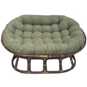Oversize Double Papasan Chair Cushion