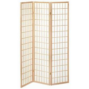 179cm x 131cm Sedgley 3 Panel Room Divider
