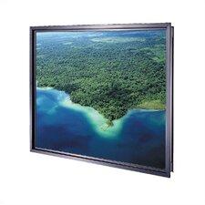 Polacoat Ultra Series Rigid Rear Fixed Frame Projection Screen by Da-Lite